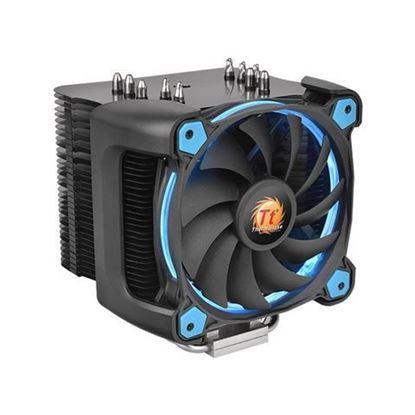 Slika Hladnjak za procesor Thermaltake Riing Silent 12 Pro Blue