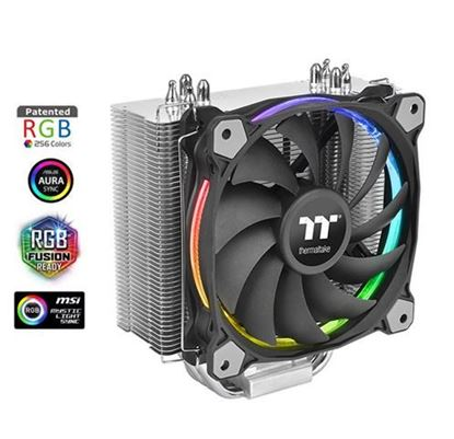 Slika Hladnjak za procesor Thermaltake Riing Silent 12 RGB Sync Edition