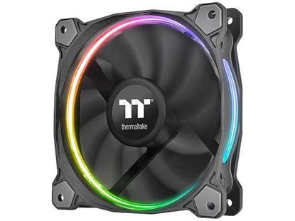 Slika Hladnjak za kućište TT Premium Riing 12 RGB + HUB