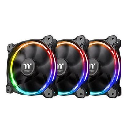 Slika Hladnjak za kućište Thermaltake Riing 12 LED RGB Sync
