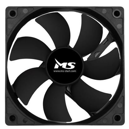 Slika COL CAS MSI FREEZE M120 crni fan 12 cm