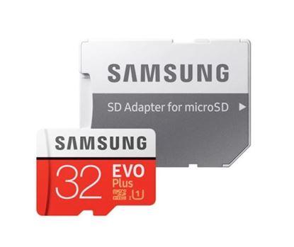 Slika MEM SD micro 32GB Evo Plus + Ad Sam