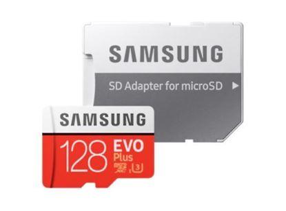 Slika MEM SD micro 128GB Evo Plus + Ad Sam