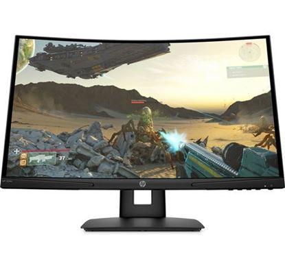 Slika HP MON 24 X24c Curved Gaming, 9FM22AA
