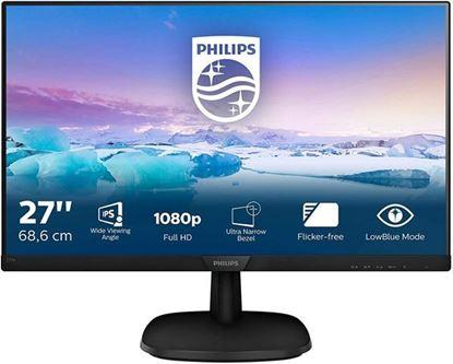 Slika Monitor 27 Philips 273V7QDAB/00 IPS VGA/DVI/HDMI Zvučnici
