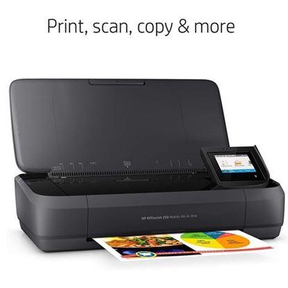 Slika Mobilni pisač HP OfficeJet 252 Mobile All-in-One