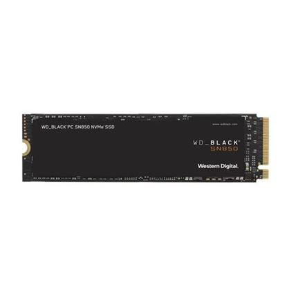 Slika SSD Western DigitalBlack™ SN850 NVMe M.2 500GB WDS500G1X0E