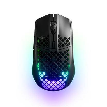 Slika Miš bežični SteelSeries Aerox 3 Wireless Crni