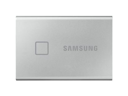 Slika Vanjski SSD 1TB SAM Portable T7 Silver EU