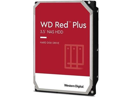 "Slika Hard Disk Western Digital Red™ Plus NAS (CMR) 3TB 3,5"""