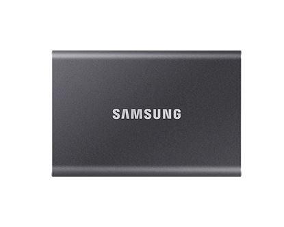 Slika Vanjski SSD 500GB Samsung Portable T7 Titan Grey USB 3.2