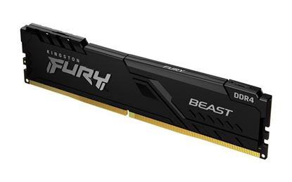 Slika MEM DDR4 16GB 2666MHz Fury BEAST